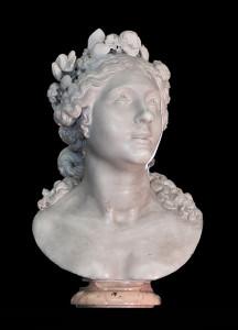 Gian Lorenzo Bernini,Anima Beata, 1619. Gian Lorenzo Bernini,marmo, 54 x 25 x 31 cm, 1619. Roma, Ambasciata Spagnola in Vaticano