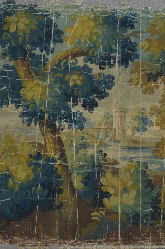 I dipinti nascosti degli arazzi di Aubusson