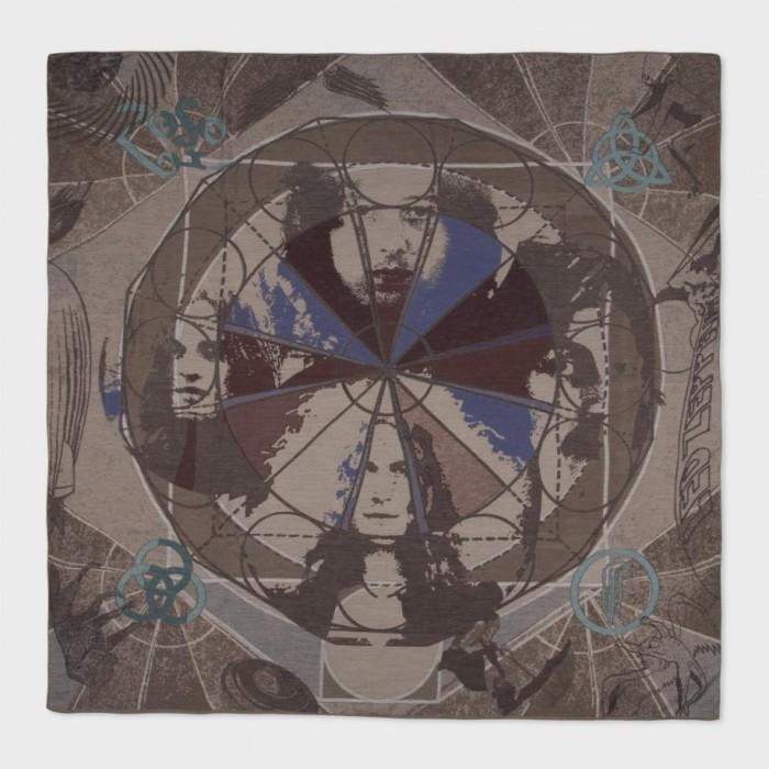 Led Zeppelin sciarpe Paul Smith 6