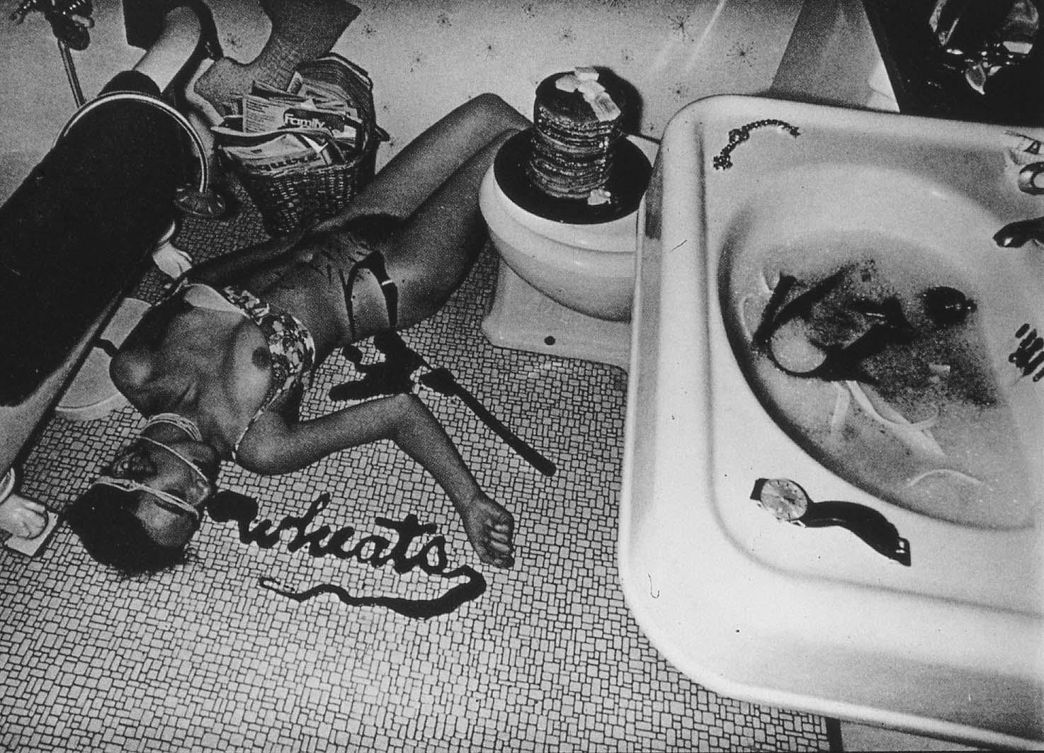 Les Krims, Wheats, Buffalo, New York del 1969