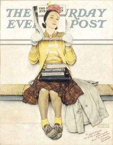 Rockwell_Girl_Reading_the_Post