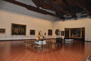 Uffizi Sala Botticelli