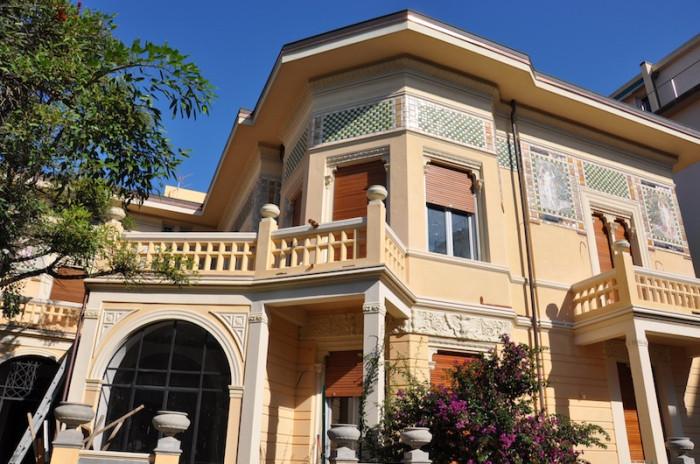 Villa Argentina Esterno