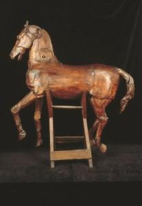 Vincenzo Gemito, Cavallo (1920-1924), legno