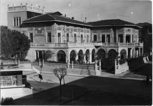 villa argentina Foto storica