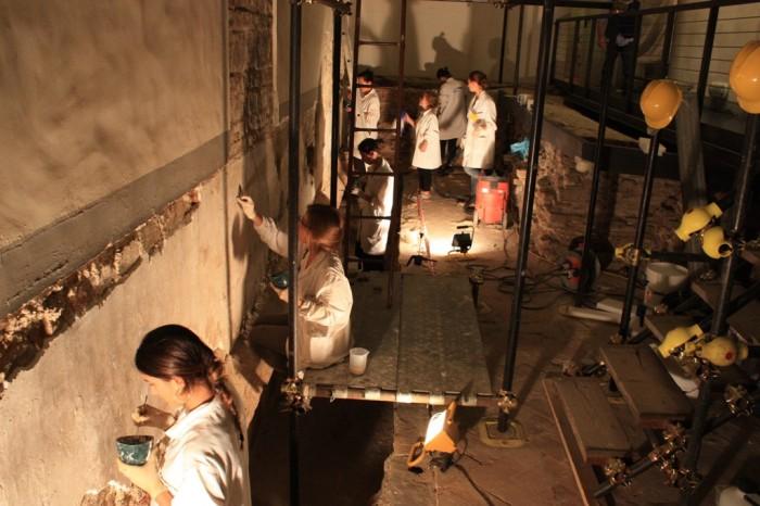 uffizi restauro san pier scheraggio
