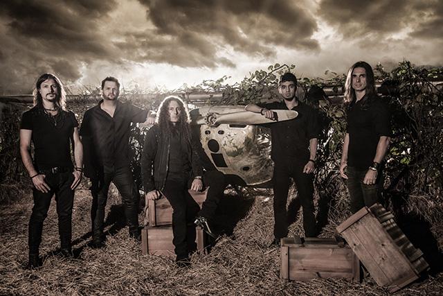 sepultura live insieme agli angra il 26 luglio 2015 al metal jungle fest a cascina (pisa)