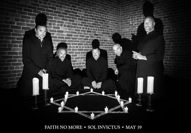 faith no more, sol invictus