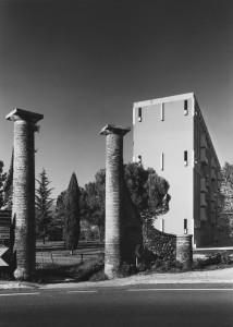 George Tatge, Condominio e colonne, Terni, '06