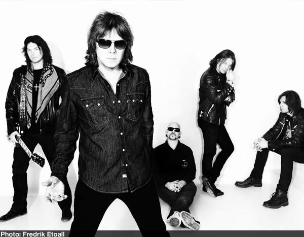 Gli Europe, leggende dell' hard & heavy svedese, sono uno dei gruppi di maggior successo della scena rock moderna