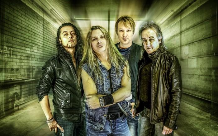 MOXY heavy band canadese