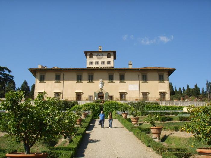 Villa La Petraia firenze