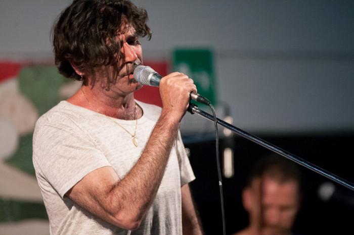 Bobo Rondelli live presso la casa Circondariale La Dogaia - Prato