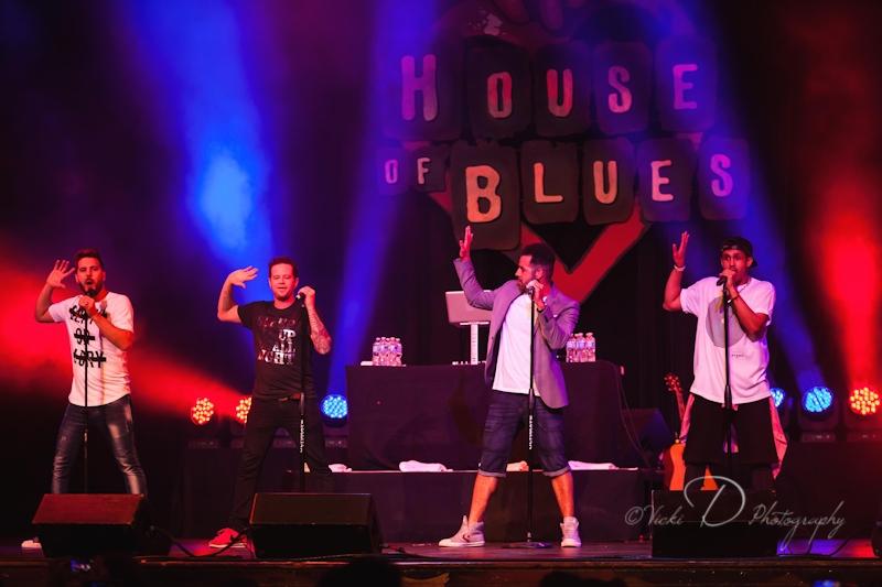OTown, House of Blues, Orlando