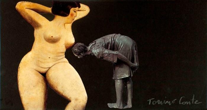 Tonino Conte, Collage