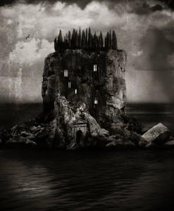 Sandro Rafanelli, L'isola dei morti