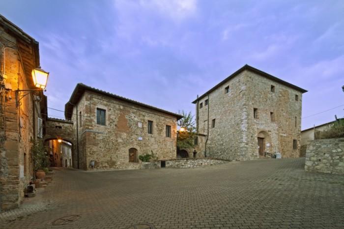 Murlo castello, Bluetrusco festival dedicato agli Etruschi