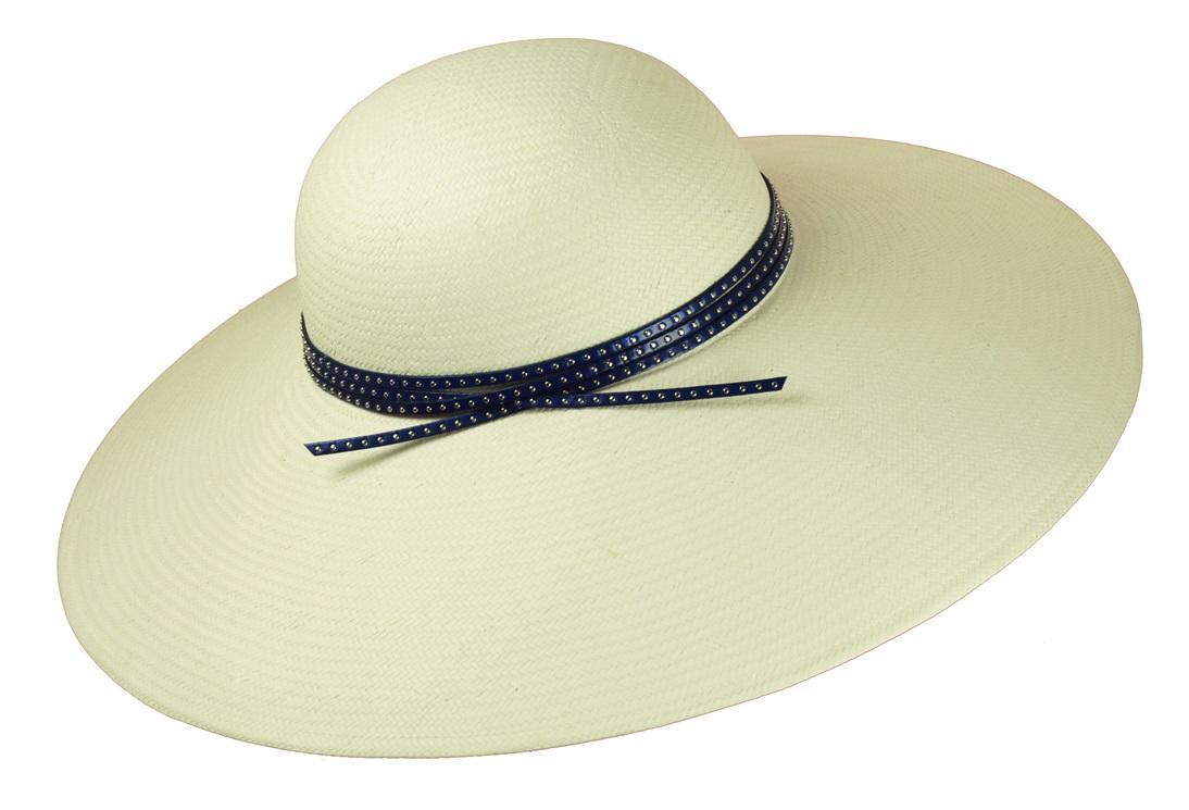 cappello tesa larga