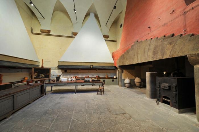 cucinone palazzo pitti