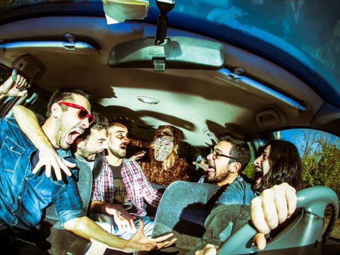 martian patriots intervista alla band milanese