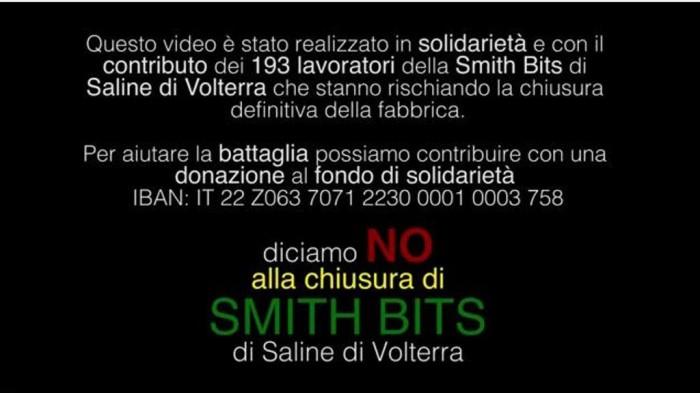 smith bitssmith bits un videoclip musicale contro la chiusura