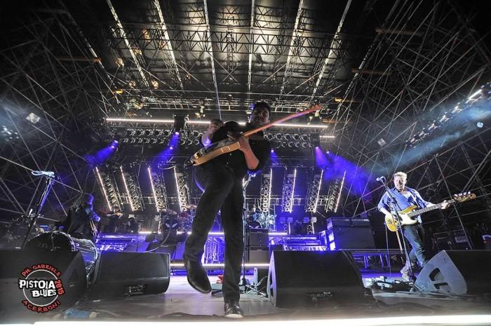 Mumford and Sons Pistoia Blues 2015 1 luglio