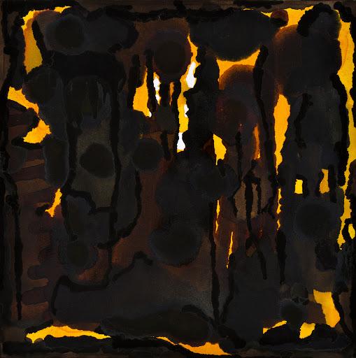 Marilena Vita Palcoscenico, 2015 Pigmenti su tela, cm 50x50