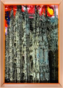Renato Missaglia Duomo, 2015 Foto digitale su cartoncino, cm 41x28