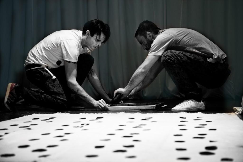#Circus, i preparativi per i tessuti