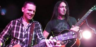 Warwick e Johnson santomato live pistoia musica eventi hard rock