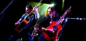 Ricky Warwick, attuale frontman degli Almighty ed ex dei Thin Lizzy, e Damon Johnson, attuale chitarrista solista di Alice Cooper e dei Thin Lizzy, co-fondatore dei Brother Cane ed autore di successo di alcuni brani registrati poi da artisti del calibro di Santana e Steve Nicks.
