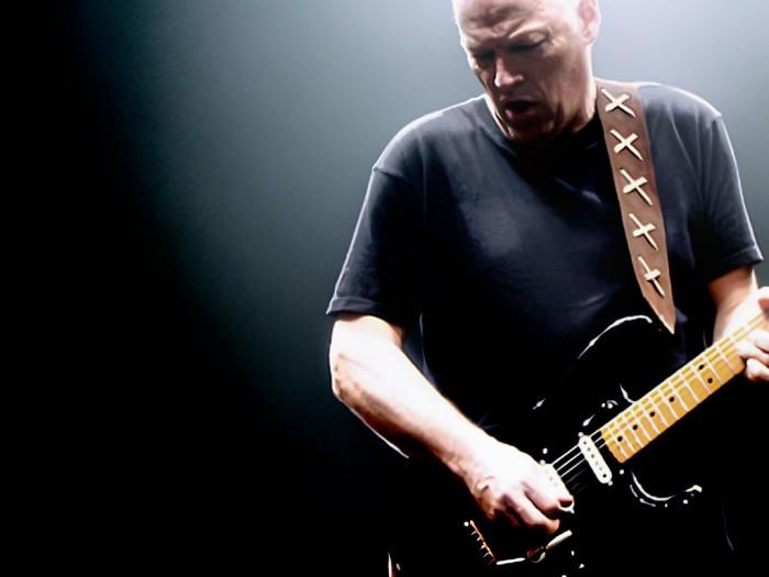 David Gilmour al Postepay Sound Rock di Roma