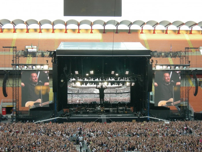 Bruce Springsteen milano zest.today