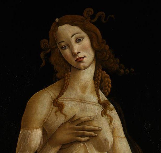 Botticelli-Venere-Galleria-Sabauda-Torino mostre arte firenze america