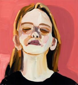 Jenni Hiltunen, painting 2017, After Image