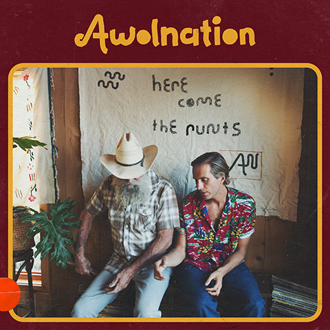 awolnation nuovo album Here Come The Runts