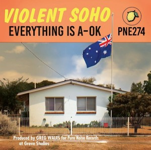 violent soho everything is a ok artwork