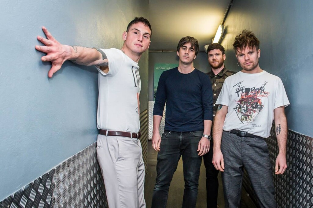 Enter Shikari The Last Spark live at ancienne belgique brussels 17 aprile 2019