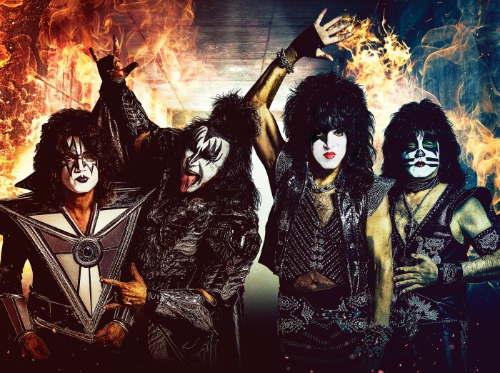 kiss end of the road tour nuove date 2021
