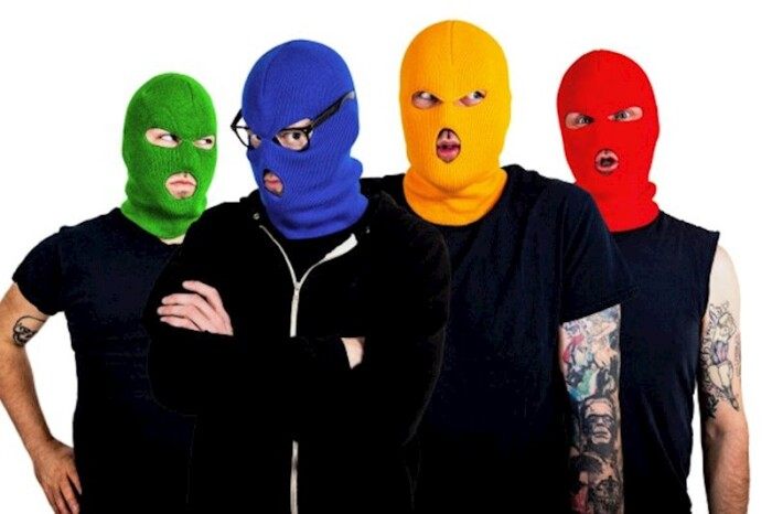 masked intruder musica band rock