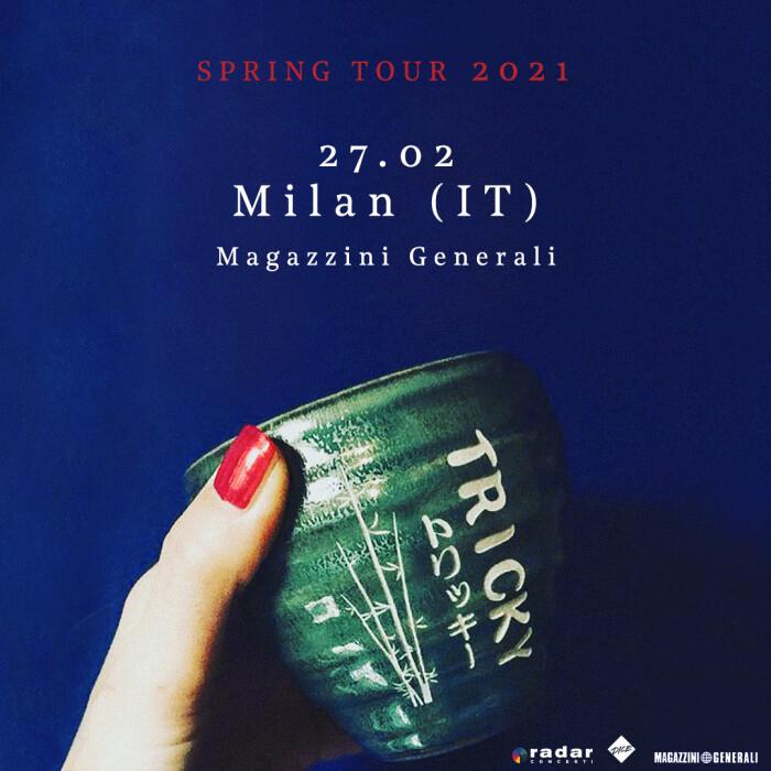 tricky tour 27 febbraio 2021 milano