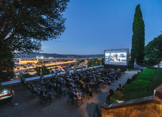 FCRF Villa Bardini Cinema In Villa