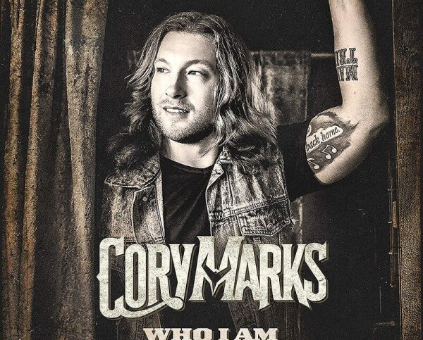 cory marks-cover who I am
