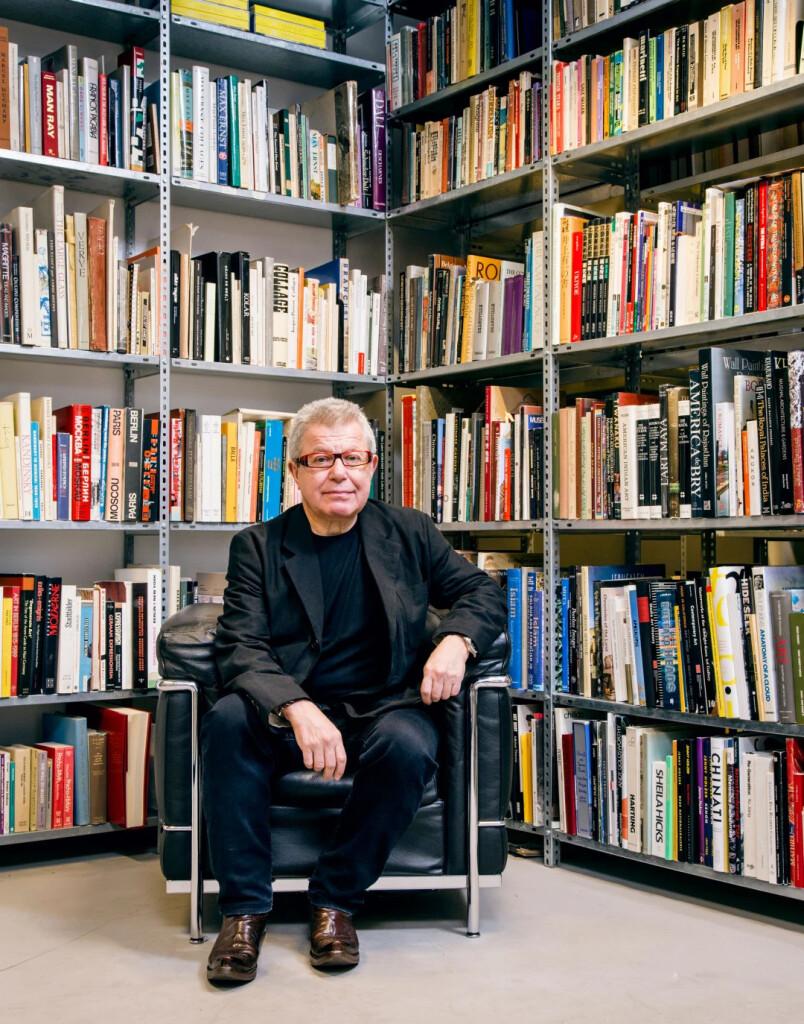 Daniel Libeskind © Stefan Ruiz