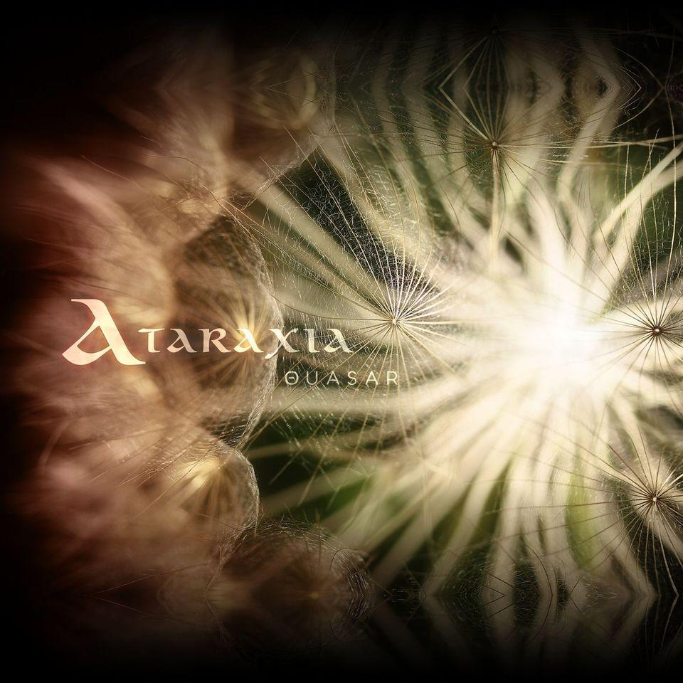 ataraxia - quasar cover album