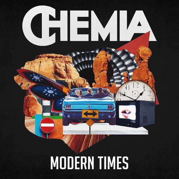 chemia modern times nuovo singolo in collaborazione con andy taylor