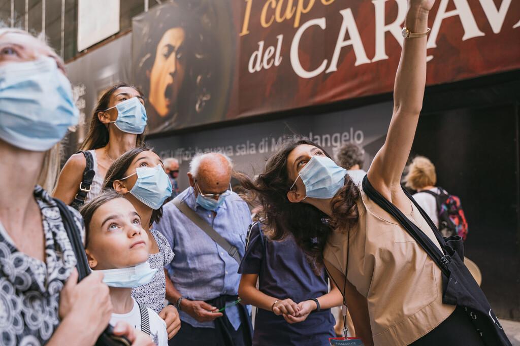 Passeggiate Fiorentine  visite gratuite per famiglie con bambini a firenze