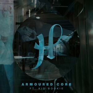 hacktivist - armoured core cover