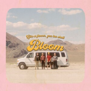 carpool tunnel cover album bloom