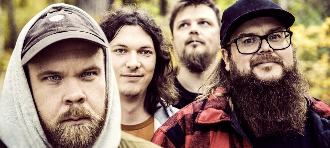 greenleaf band © Peder Bergstrand